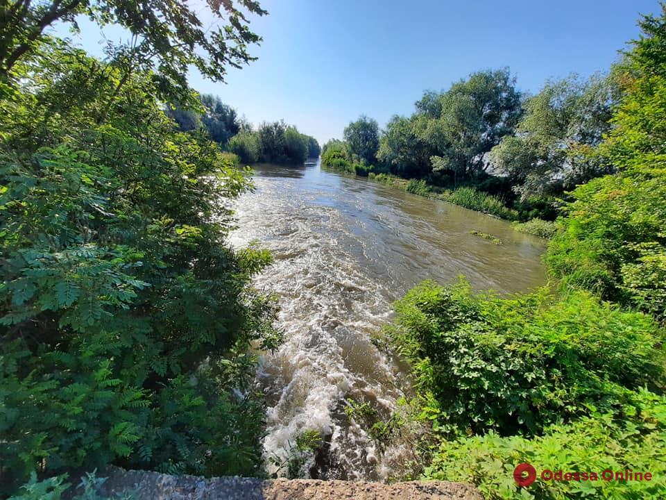 В Одесской области продолжает повышаться уровень воды в Днестре и Турунчуке