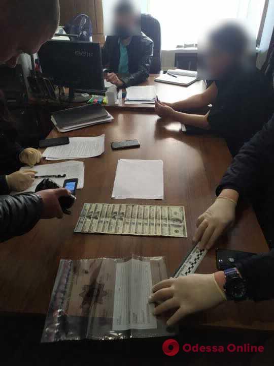 В Одесской области будут судить автоугонщицу, которая пыталась подкупить замначальника отдела полиции