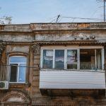 Молдаванка Болгарская балкон