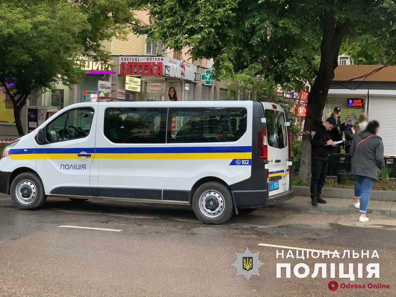 На поселке Котовского средь бела дня ранили мужчину