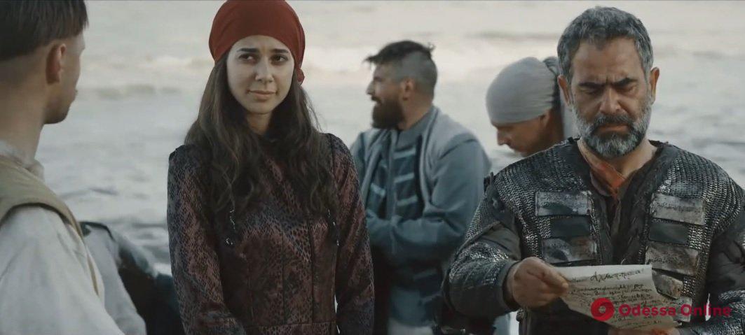 «Крепость Хаджибей»: вышел тизер нового фильма Одесской киностудии (видео)