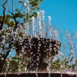 фонтан парк Шевченко