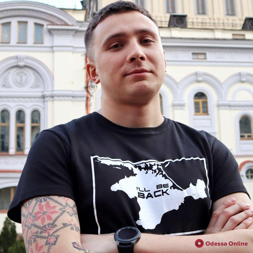 Сергею Стерненко избирают меру пресечения (обновляется)