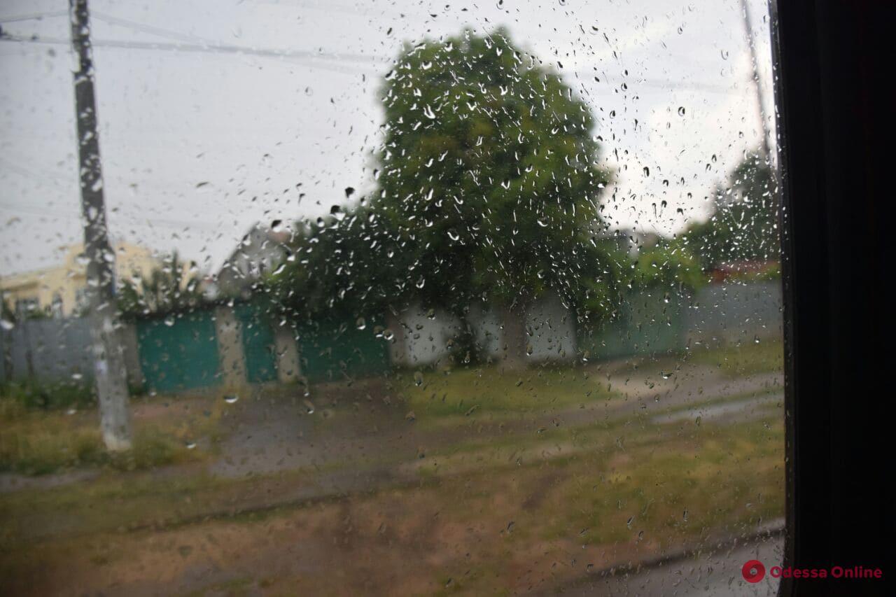 Тепло и дождливо: прогноз погоды в Одессе на 27 октября