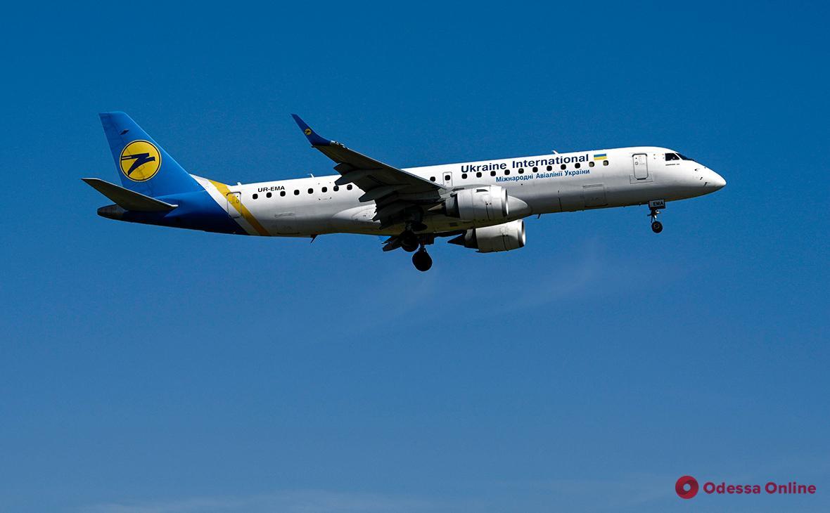 С сегодняшнего дня Украина возобновляет международное авиасообщение
