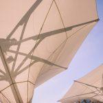 аркадия море пляж зонтики