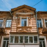 Молдаванка двор Болгарская