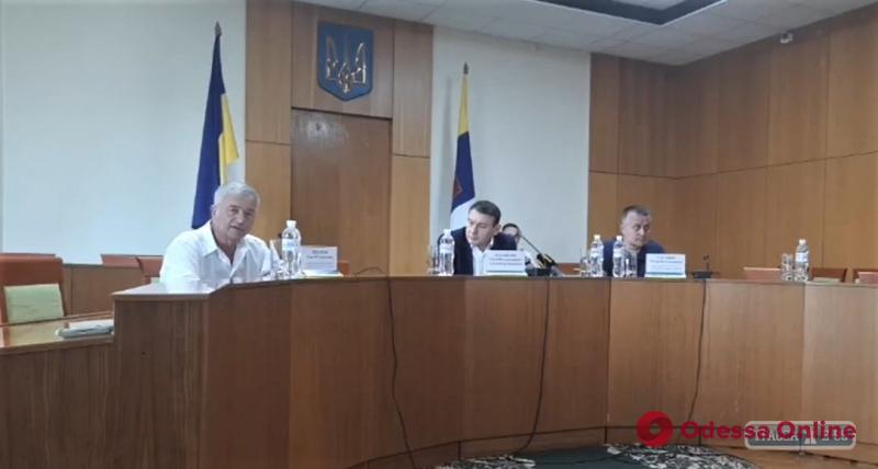 Заседание Антирейдерского комитета Одесской области прошло не по плану