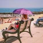 аркадия море пляж