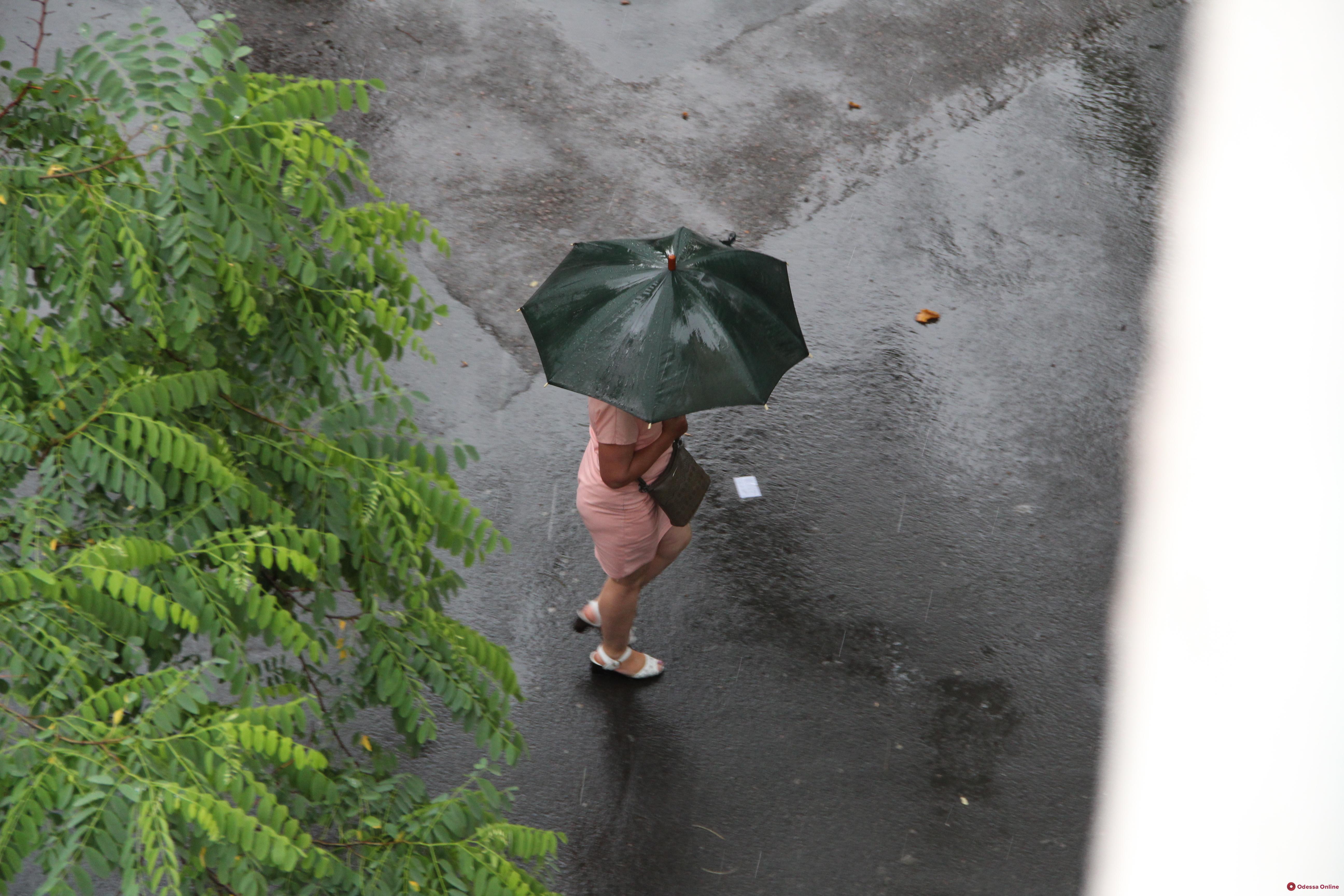 Дождь и ветер: синоптики рассказали о погоде в Одессе в воскресенье