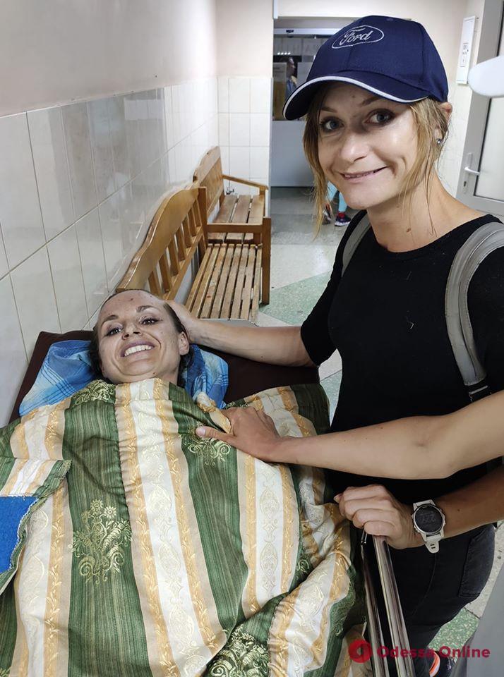 Получила тепловой удар: пропавшую одесскую бегунью нашли без сознания (обновлено)