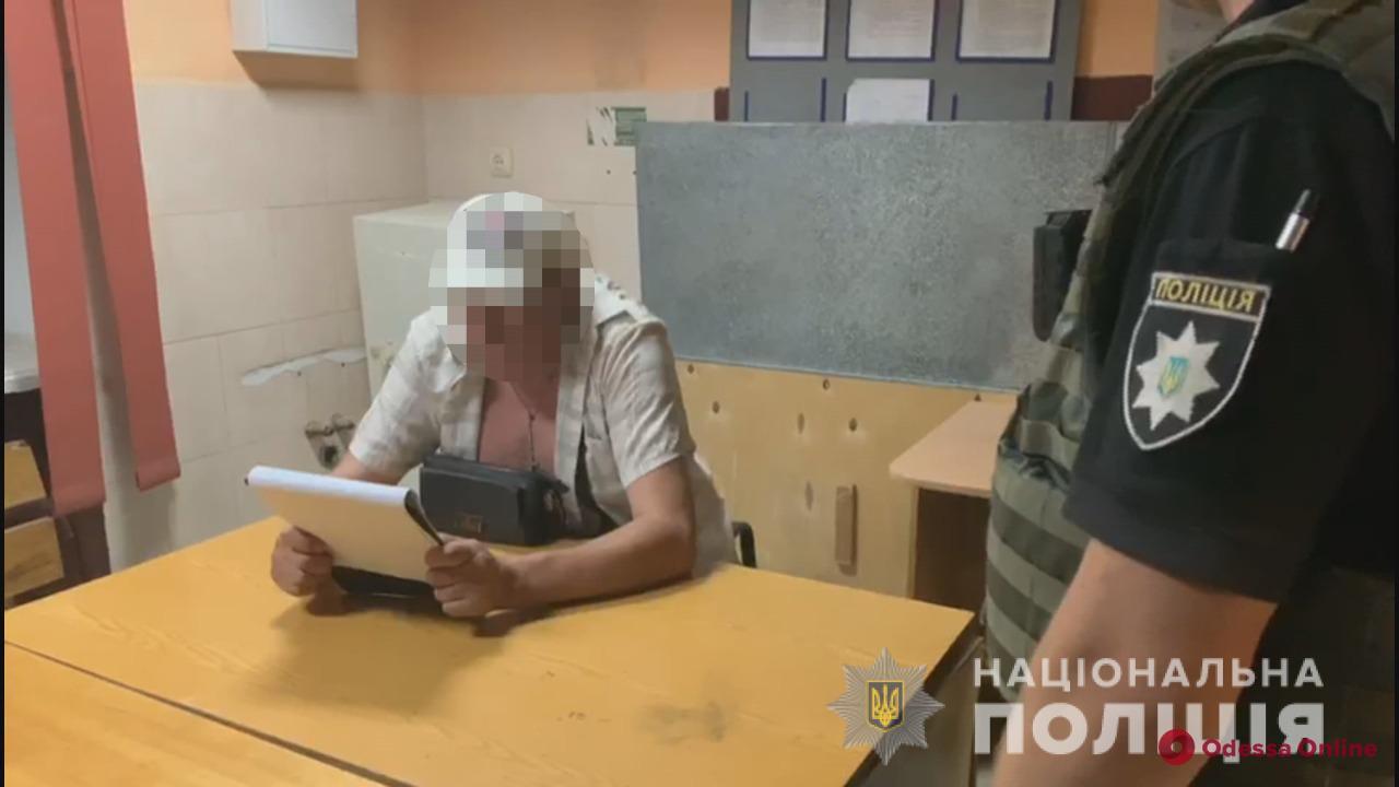 На поселке Котовского мужчина во время ссоры получил удар ножом в сердце (видео)
