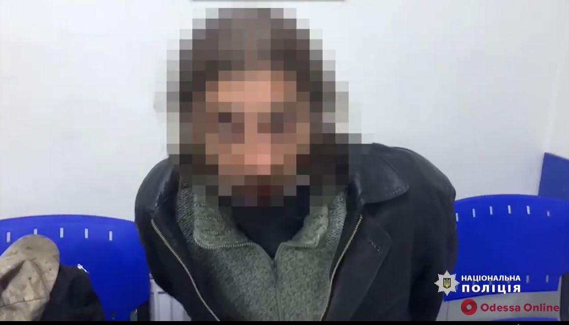 Одесса: в Малиновском отделе полиции посетитель избил помощника дежурного