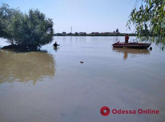 В Одесской области третий день ищут пропавшую на Дунае девушку