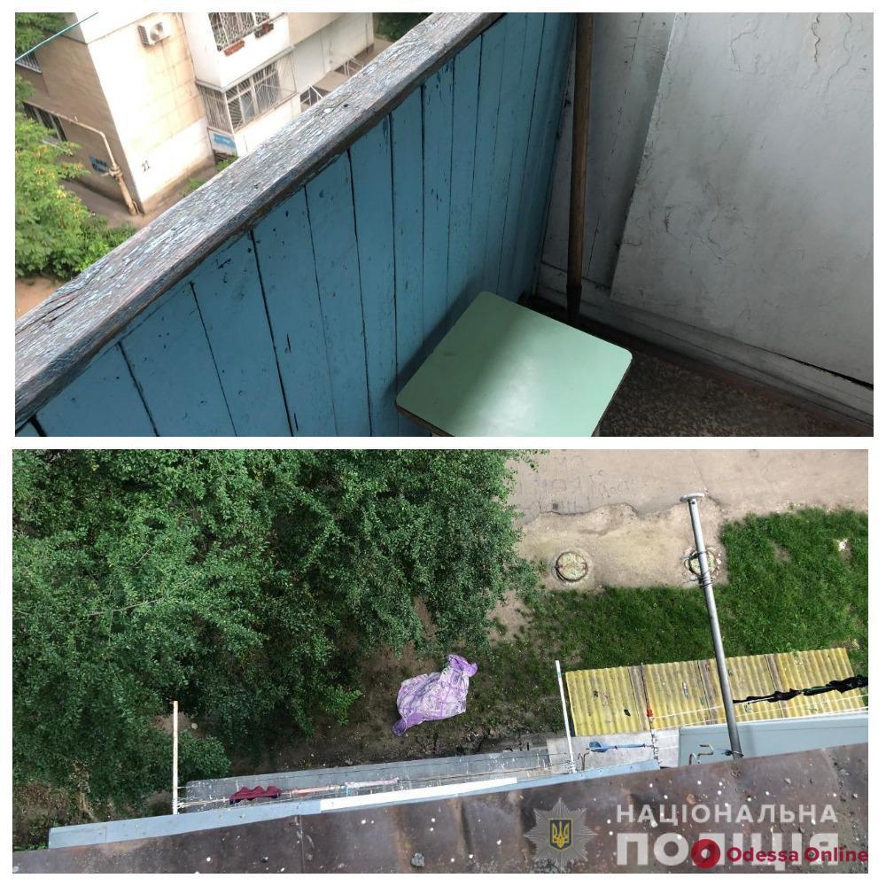 На поселке Котовского мужчина выпрыгнул с пятого этажа (обновлено)