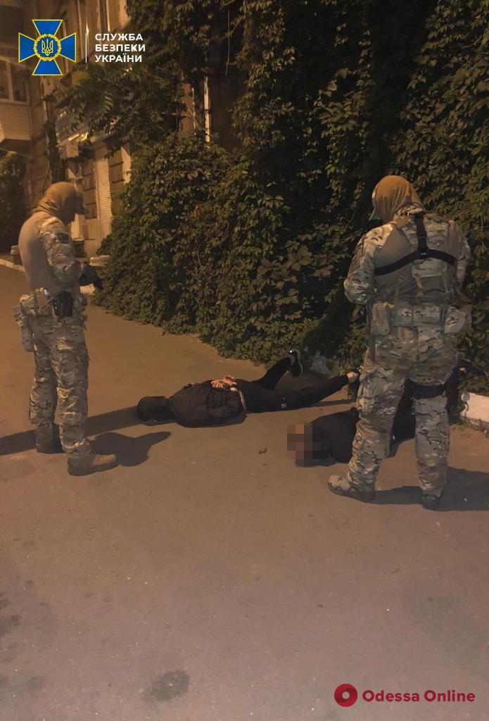 В Одессе предотвратили террористический акт