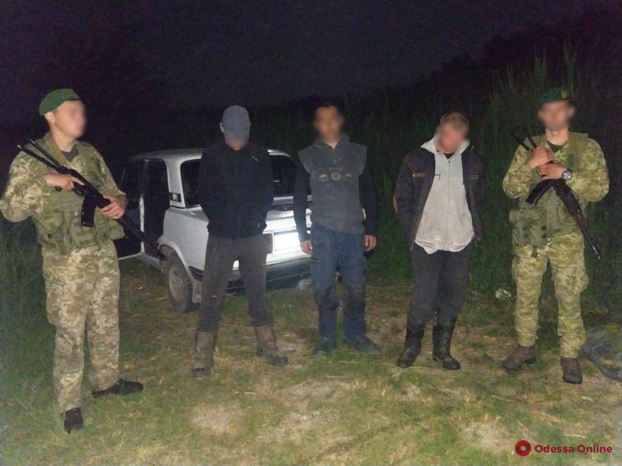 В Одесской области автомобиль с браконьерами сбил пограничника