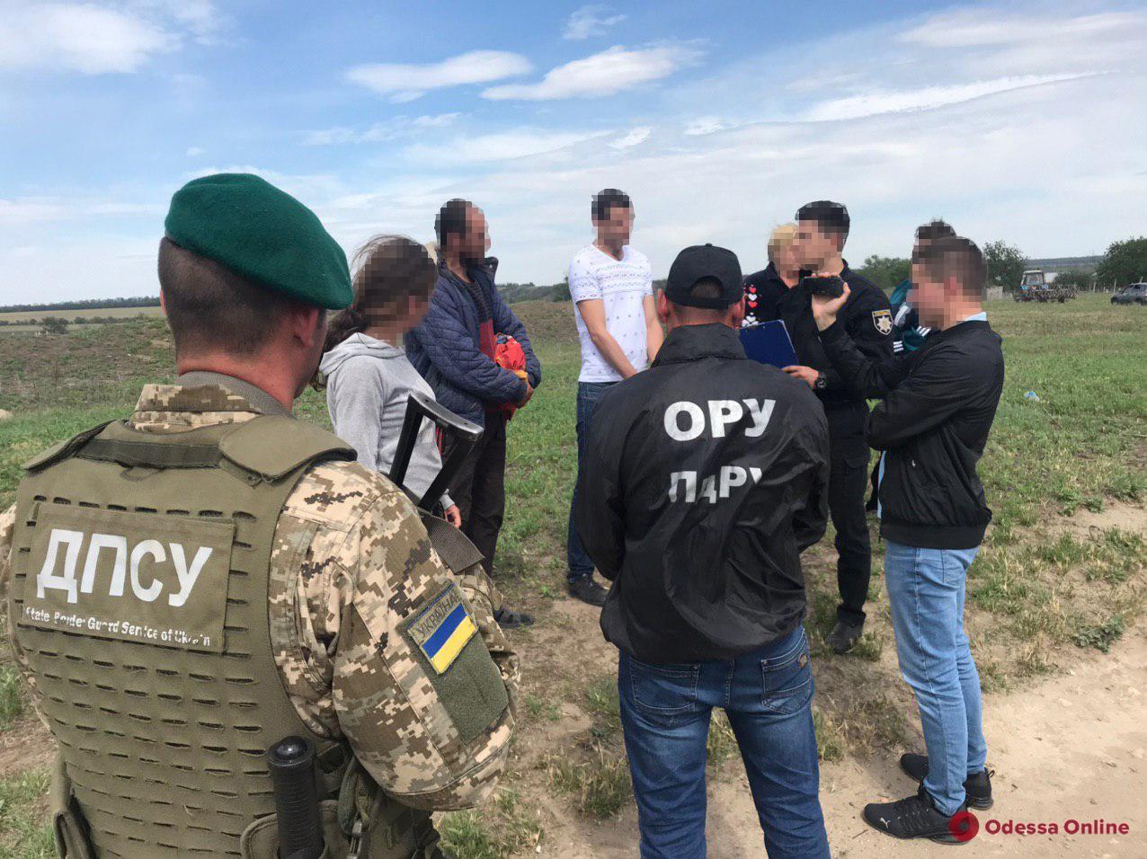 В Одесской области женщина за деньги пыталась перевести мужчину в Молдову