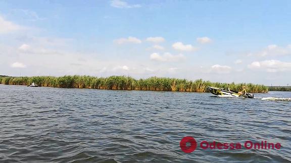 В Одесской области пограничники задержали рассеянного рыбака
