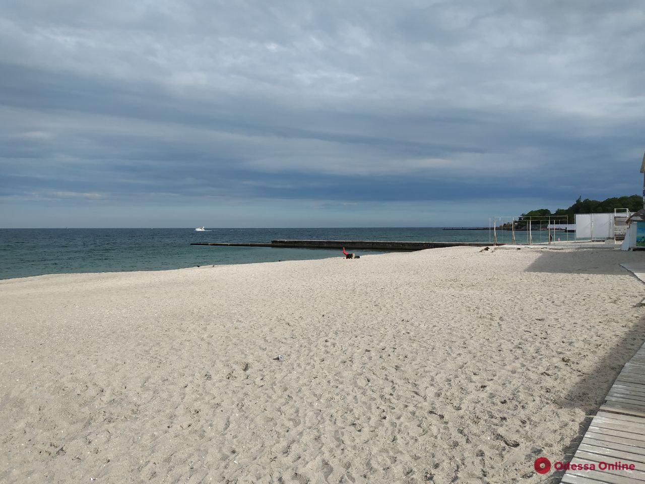 Вода на одесских пляжах не соответствует нормам