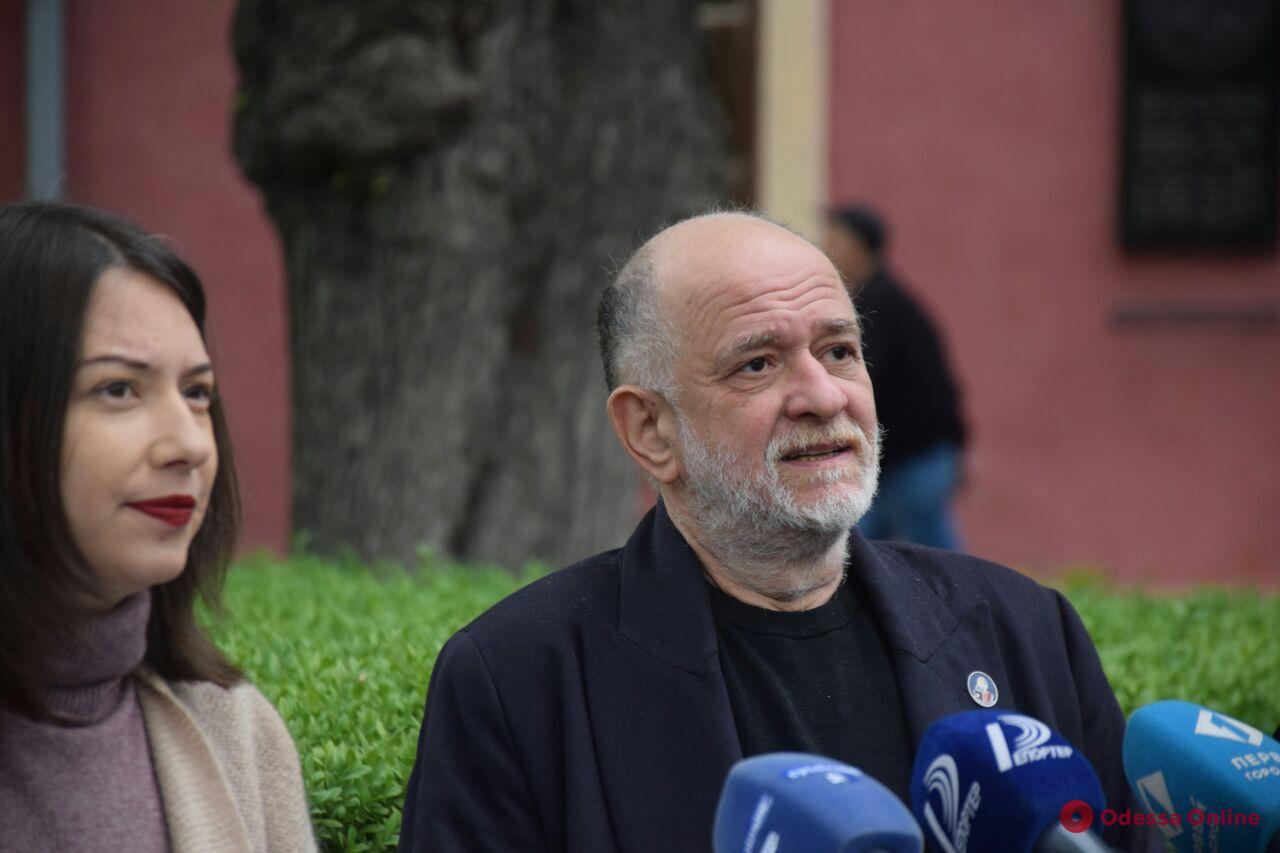 Александр Ройтбурд о своем увольнении: «Мы будем обращаться в Высший совет правосудия»