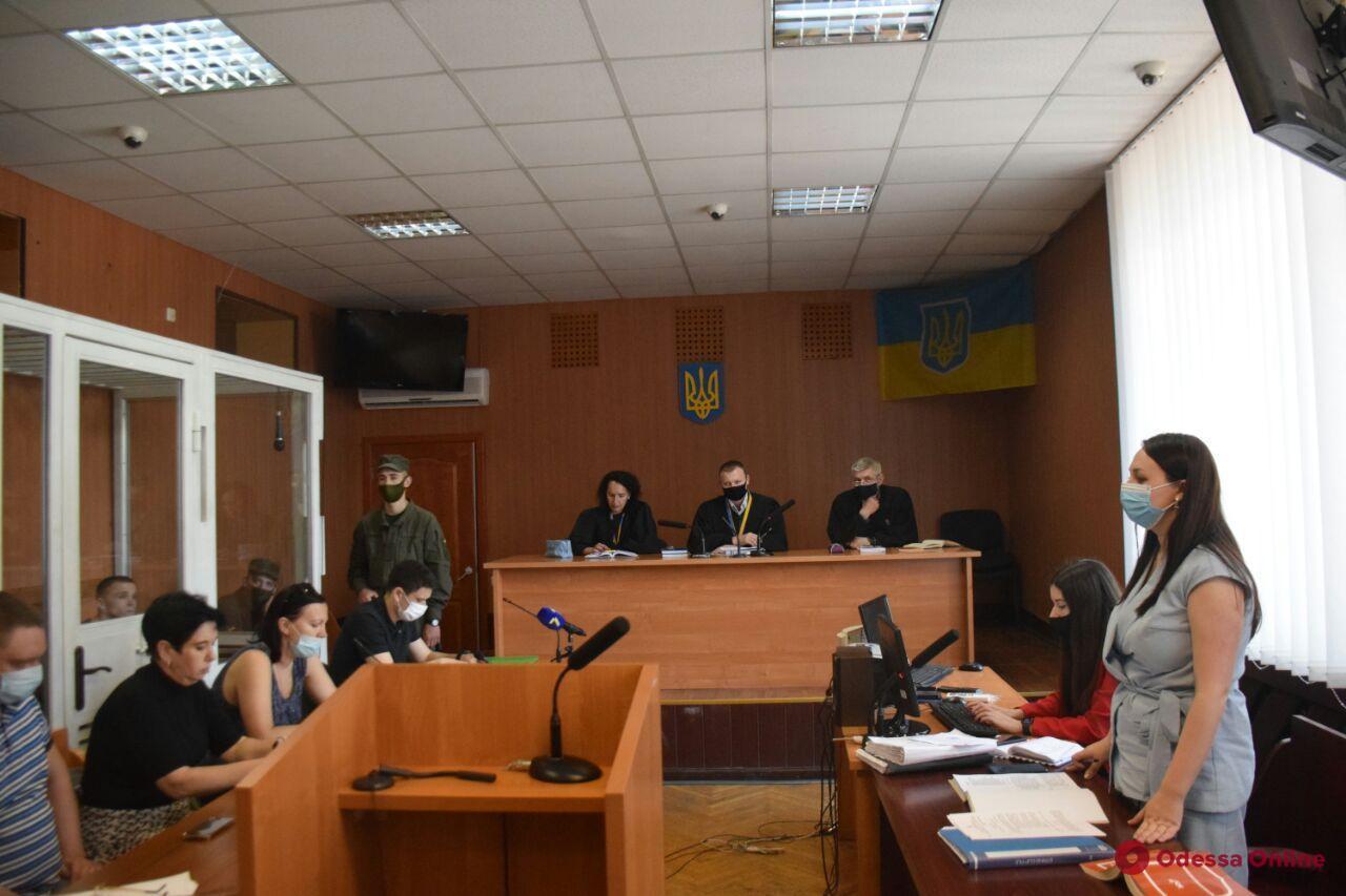 Бунт в одесской колонии: подготовительное судебное заседание перенесено из-за неявки адвоката