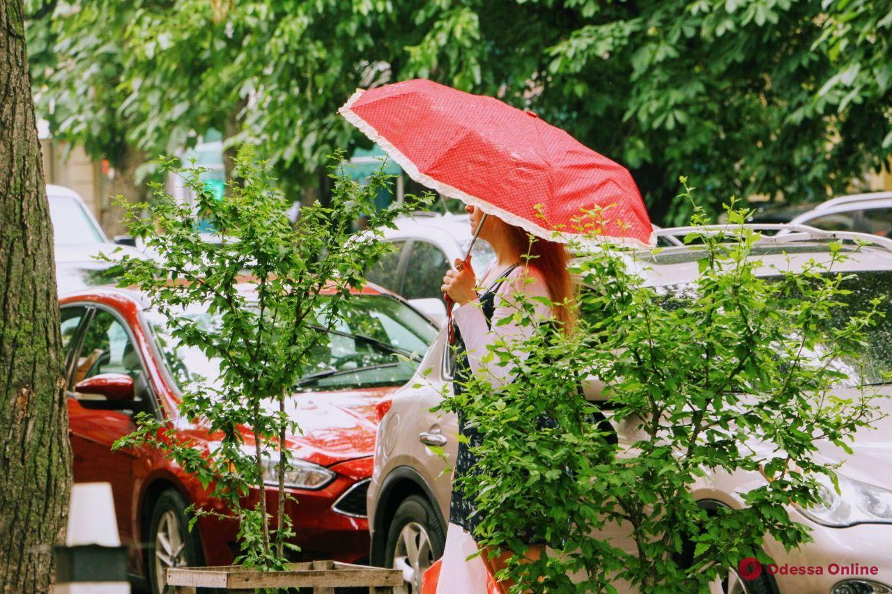 В Одессе завтра объявлено штормовое предупреждение