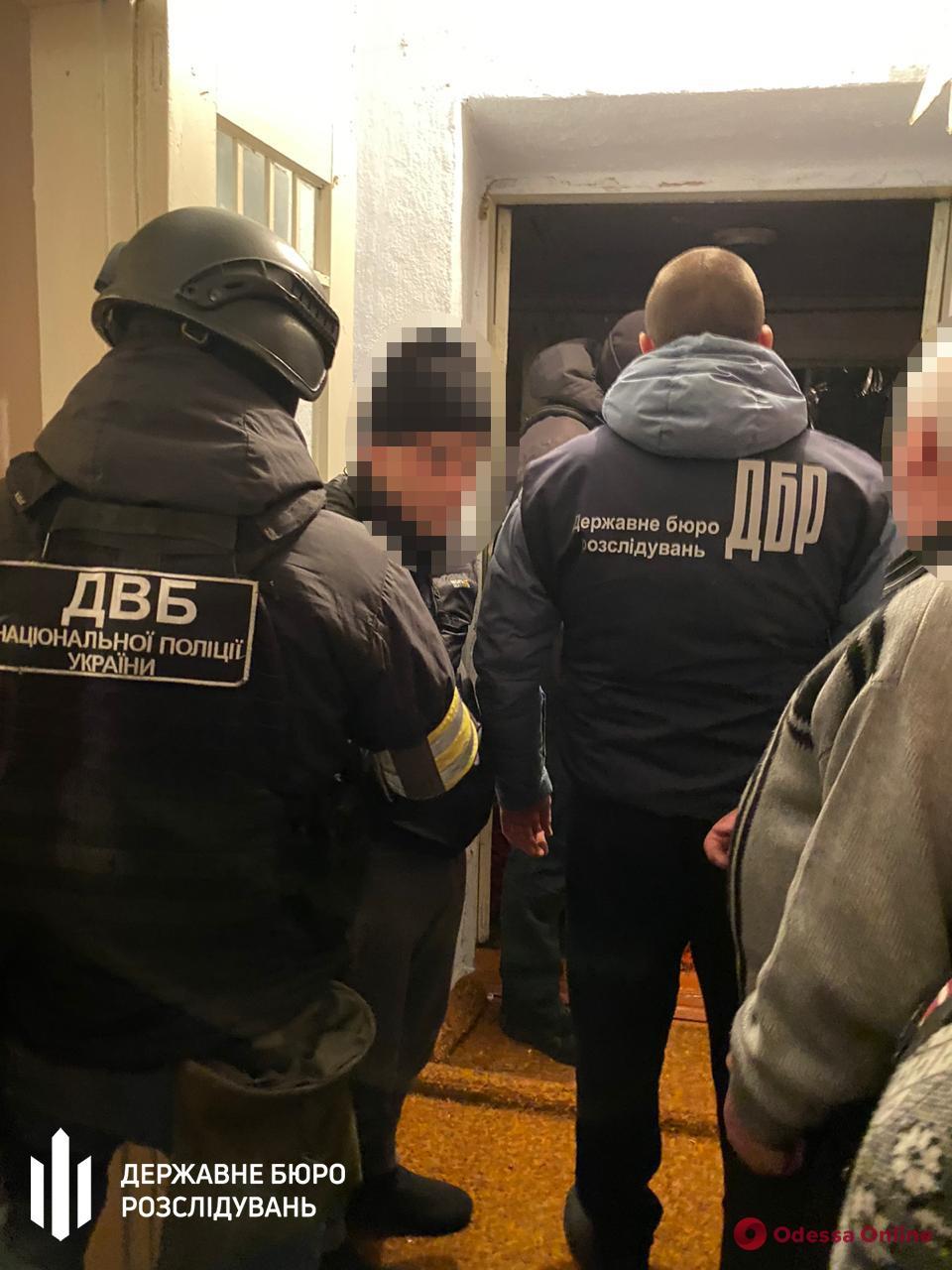 Одесская область: экс-полицейских будут судить за разбойное нападение на дом пенсионера