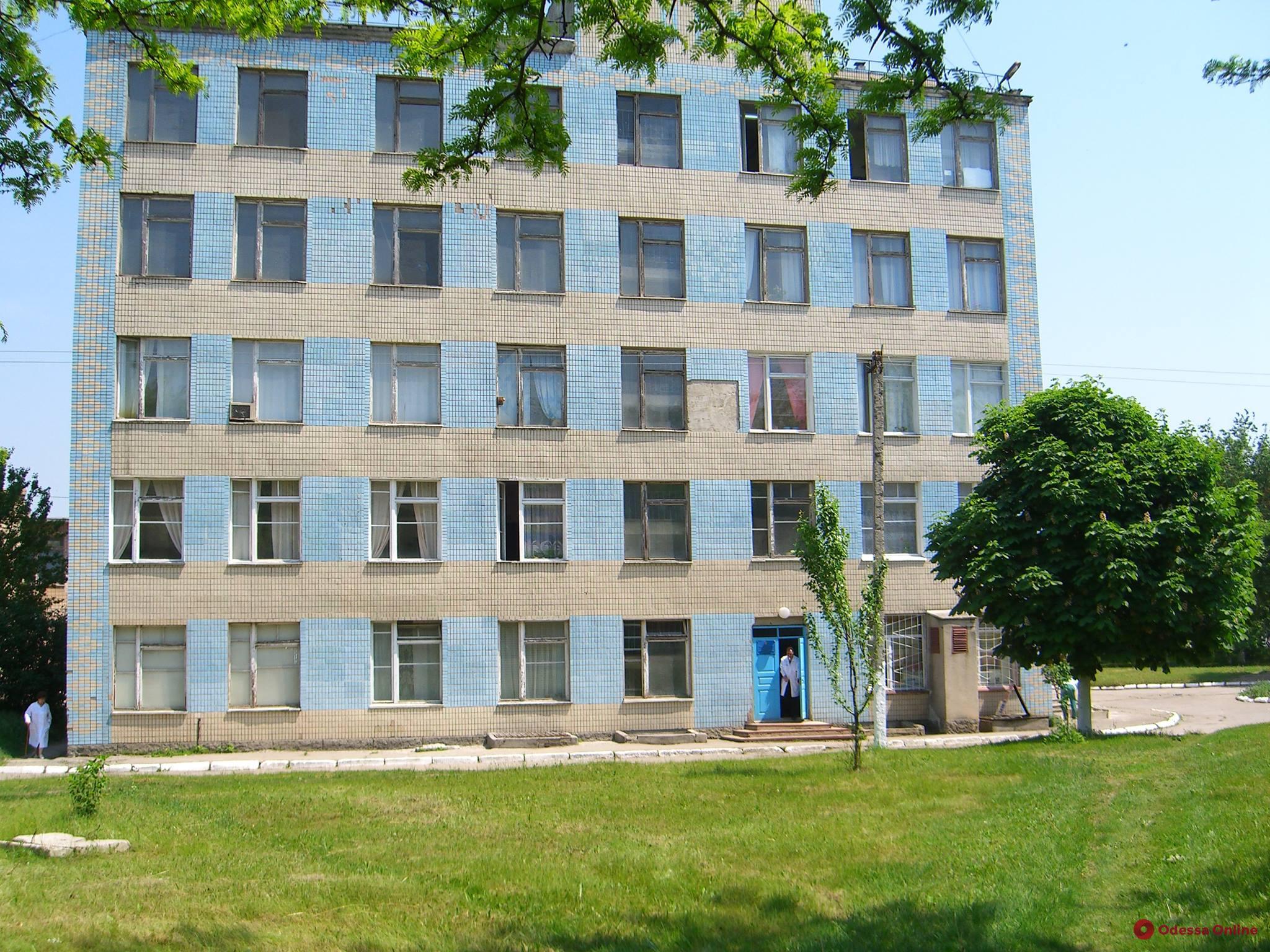 Под Одессой зафиксирована вспышка коронавируса в психиатрической больнице