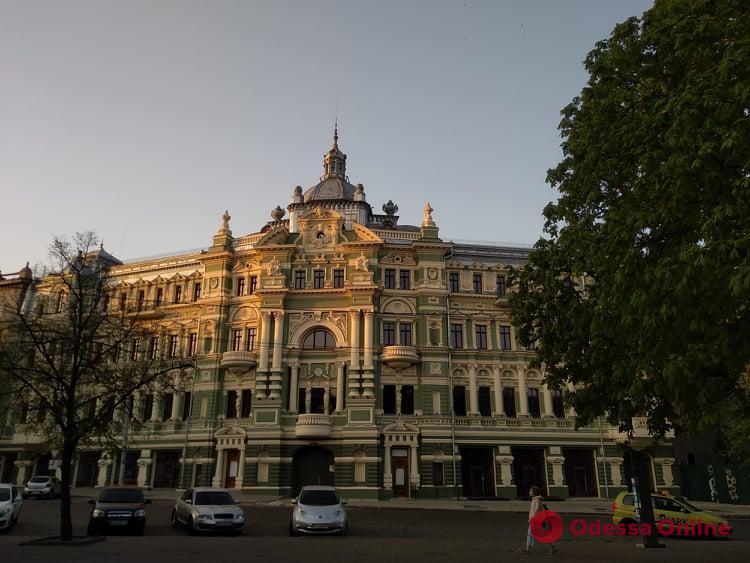 Дом Руссова передан громаде города (документ)