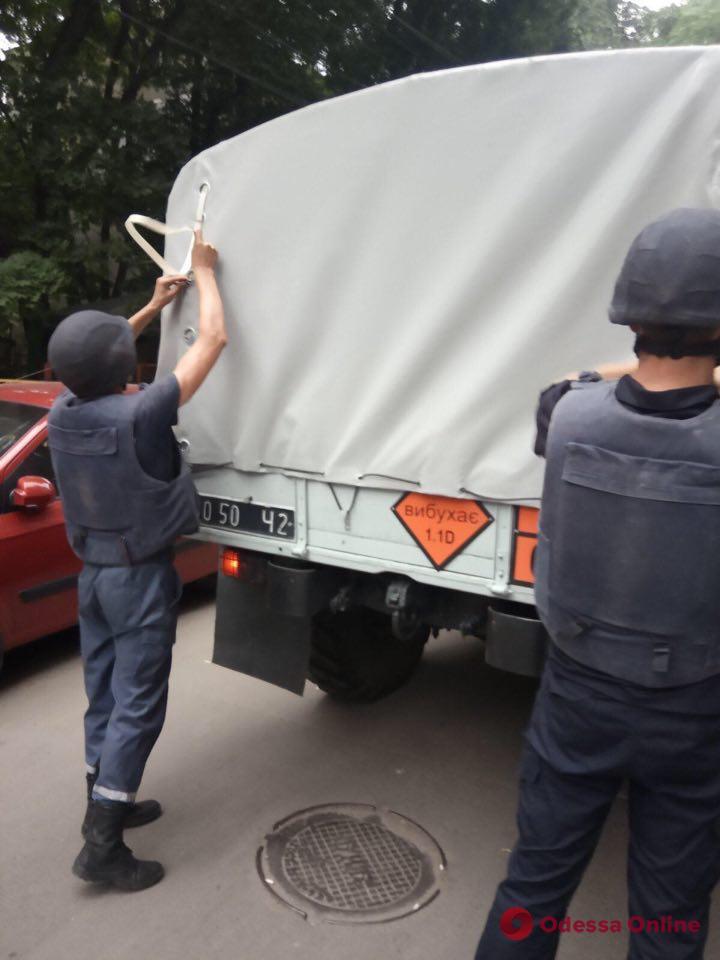 В четырехэтажке на проспекте Шевченко нашли мину – жильцов эвакуировали