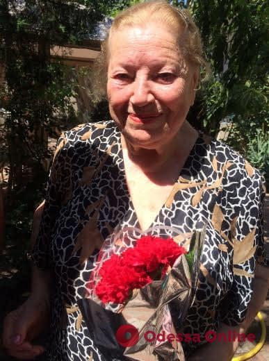 Ушла из жизни участница обороны и освобождения Одессы Валентина Лучинкина