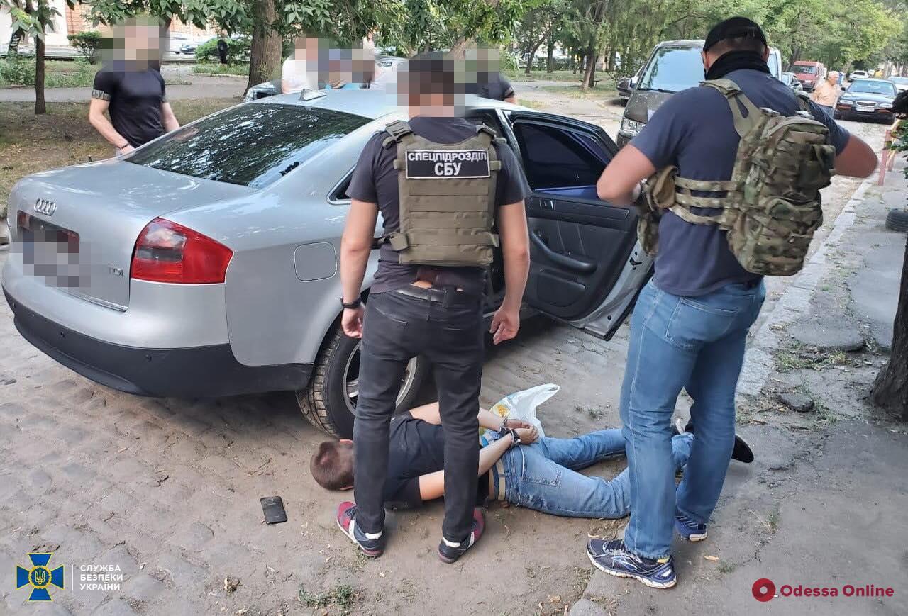 Задержанные на Ярмарочной площади оказались членами группировки «вора в законе» Лоту Гули (фото, видео)