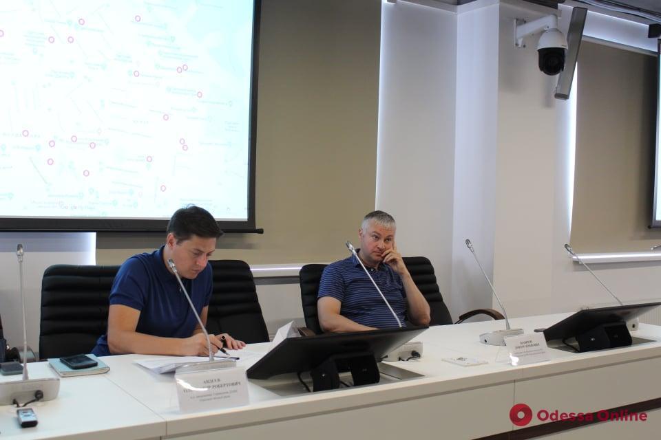 В Одессе презентовали онлайн-карту строящихся объектов