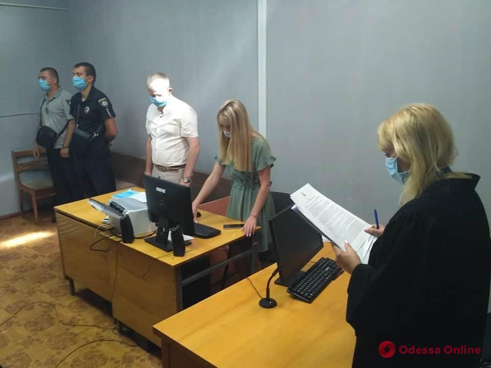Убийство супружеской пары в Затоке: подозреваемого взяли под стражу