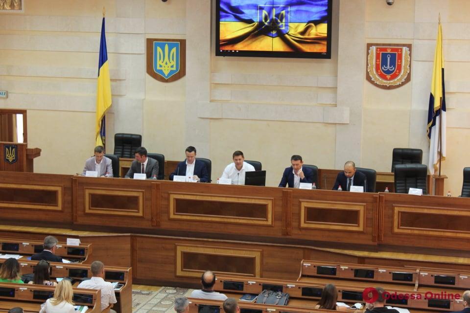 Министр развития экономики принял участие в обсуждении проблем мелиорации в Одесской области