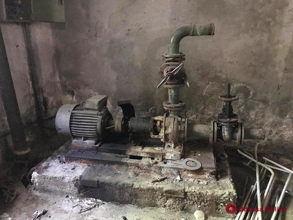 Фотоэкскурсия по санаторию минобороны «Одесский»
