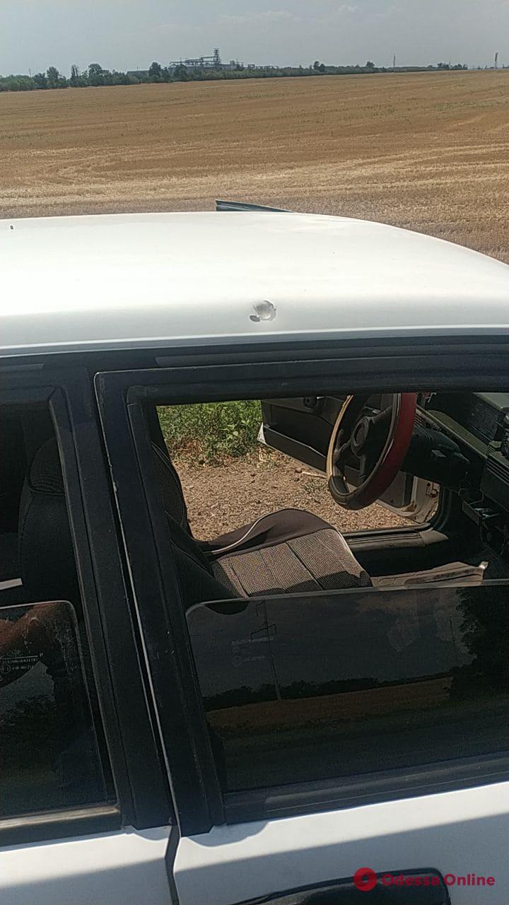 Обстреляли автомобиль: одесский активист заявил о покушении на него (видео)