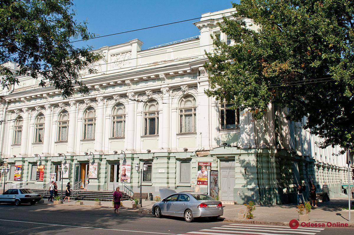 Одесса: Украинскому театру больше не грозит закрытие