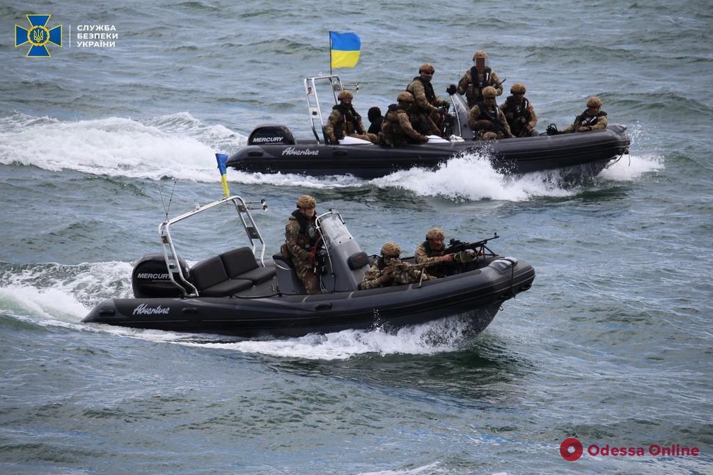 В Одесской и Николаевской областях прошли антитеррористические учения (фото и видео)