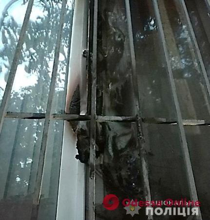 Неизвестный пытался поджечь квартиру на Варненской (обновлено)
