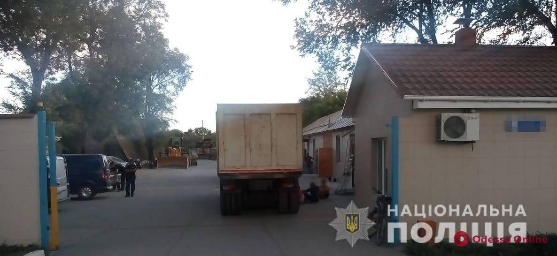 В Одесской области под колесами грузовика погибла 6-летняя девочка