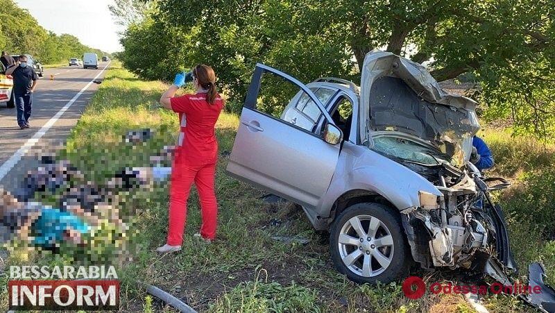В Одесской области в результате ДТП погибли 6 человек, еще 3 пострадали (обновлено)