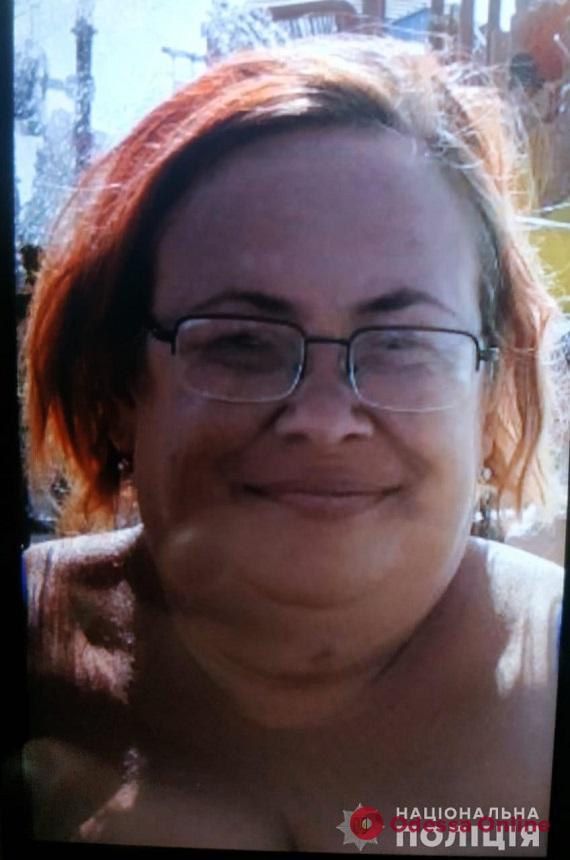 Ушла из дома: в Одессе пропала 48-летняя женщина