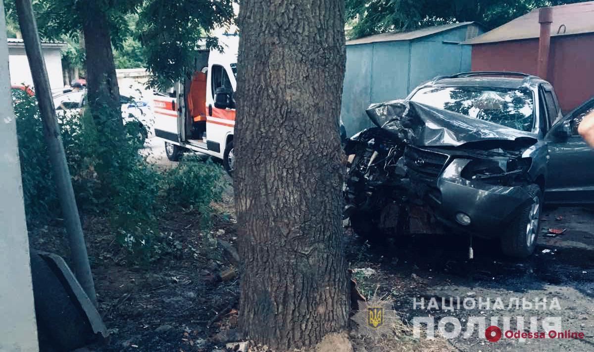 В Одессе на поселке Котовского произошло смертельное ДТП