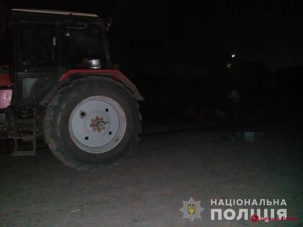 В Одесской области трактор насмерть задавил 5-летнего мальчика