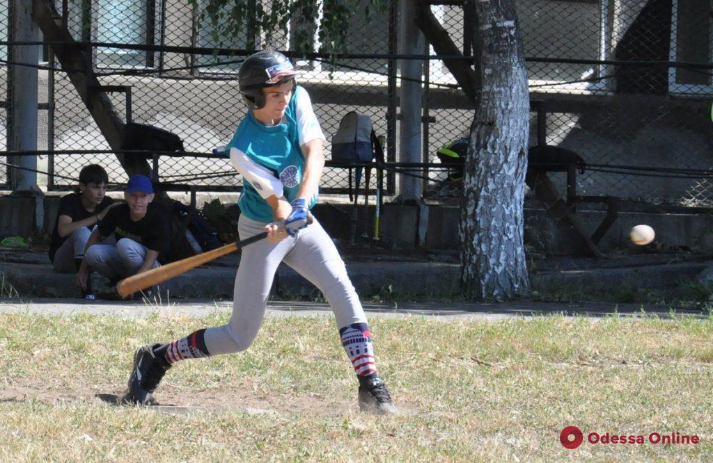 Бейсбол: представители Одесской области по-разному стартовали в чемпионате Украины