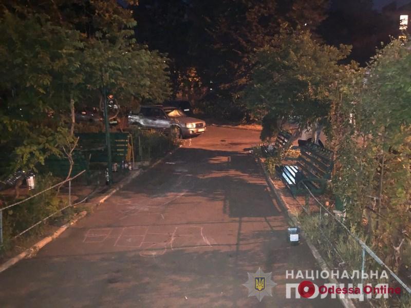 В Черноморске пьяная драка закончилась больницей и домашним арестом
