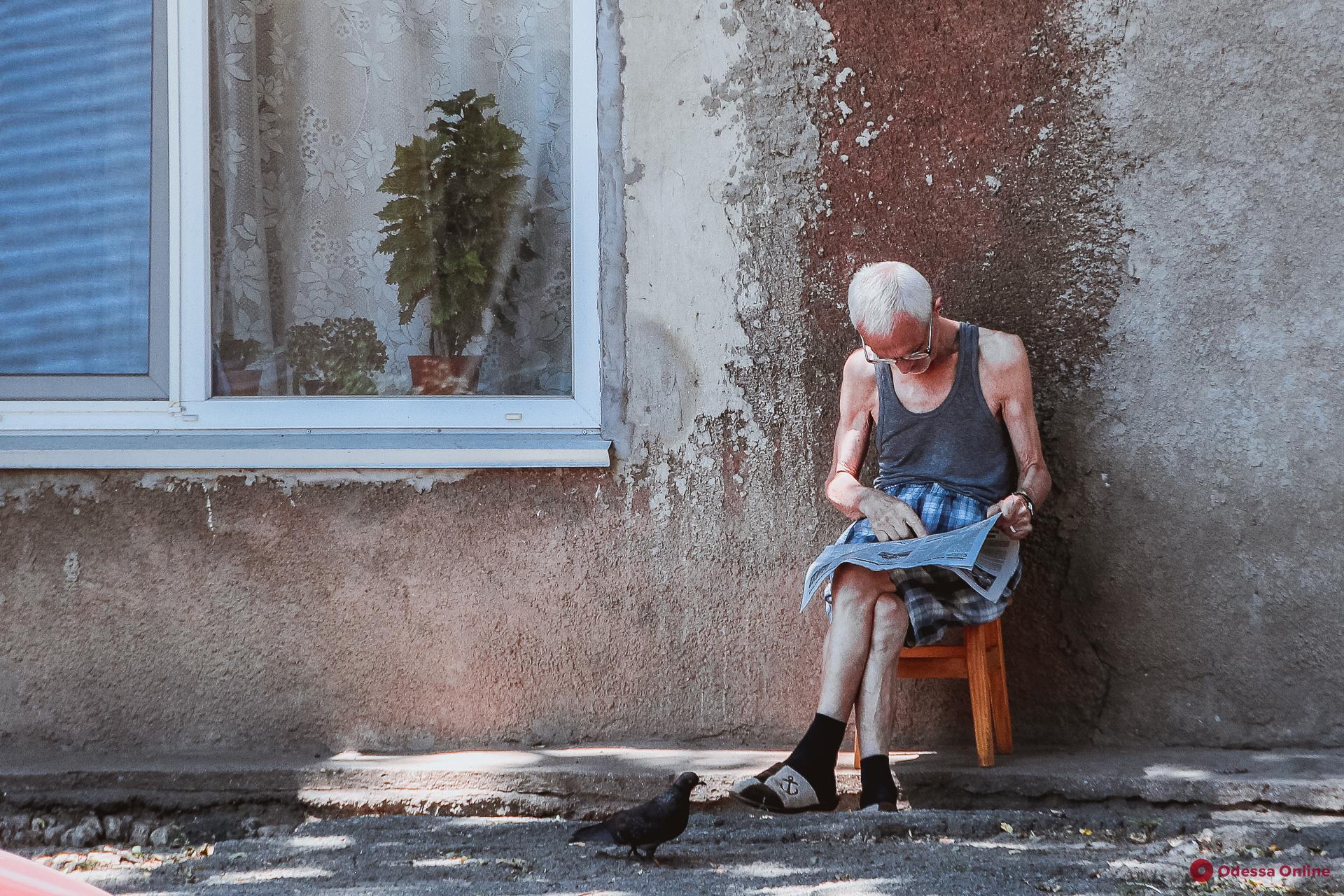 Красочный летний фоторепортаж из сердца одесской Молдаванки