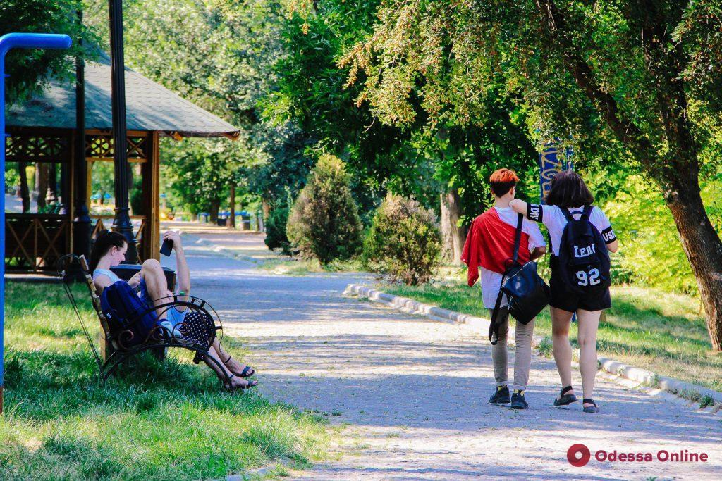 Приморский бульвар Одессы и его окрестности (фоторепортаж)